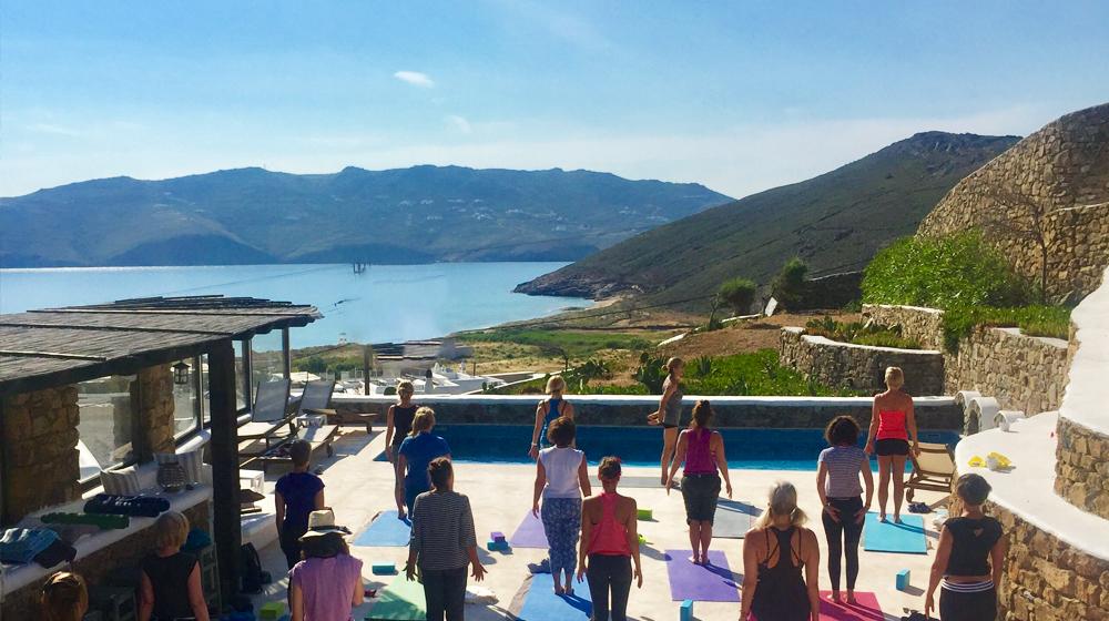 Elisa Williams Yoga Retreat in Turkey
