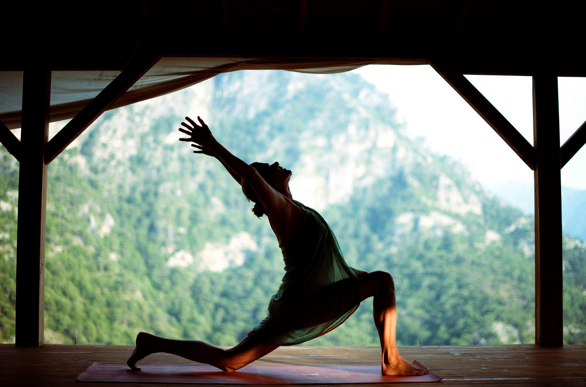 Elisa Williams Yoga classes